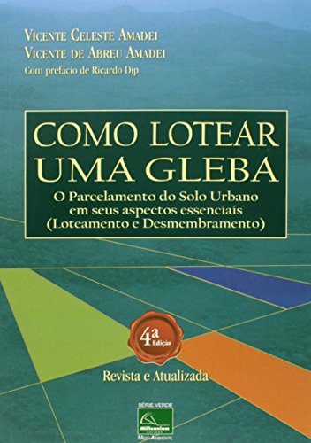 9788576253129: Como Lotear Uma Gleba (Em Portuguese do Brasil)