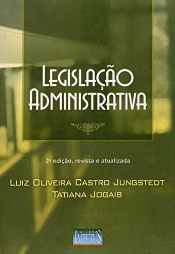 9788576262596: LEGISLACAO ADMINISTRATIVA