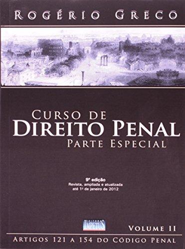 9788576265610: Curso De Direito Penal. Parte Especial - Volume 2 (Em Portuguese do Brasil)