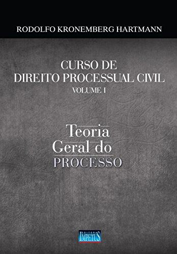 9788576266181: Curso de Direito Processual Civil: Teoria Geral do Processo - Vol.1
