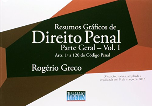 9788576266662: Resumos Graficos de Direito Penal: Parte Geral - Vol.1