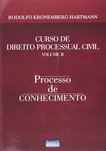 9788576267003: Curso de Direito Processual Civil: Processo de Conhecimento - Vol.2