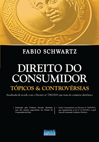 9788576267089: Direito do Consumidor: Topicos e Controversias