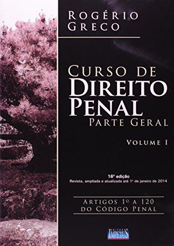 9788576267430: Curso de Direito Penal. Parte Geral - Volume 1 (Em Portuguese do Brasil)