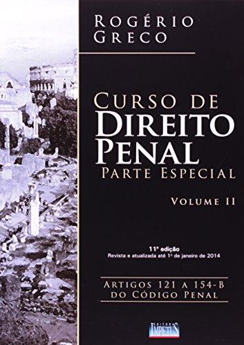 9788576267447: Curso de Direito Penal. Parte Especial - Volume 2 (Em Portuguese do Brasil)