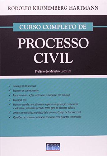 9788576267652: Curso Completo de Processo Civil
