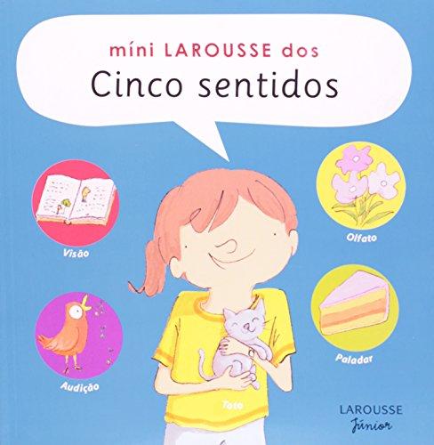 9788576351818: Mini Larousse Dos Cinco Sentidos