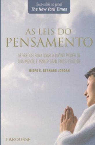 9788576352624: AS LEIS DO PENSAMENTO