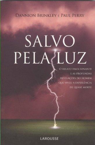 9788576357582: Salvo pela Luz (Portuguese Edition)