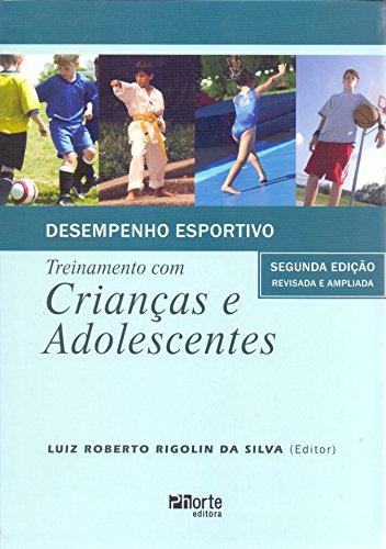 9788576552697: Desempenho Esportivo. Treinamento com Crianças e Adolescentes