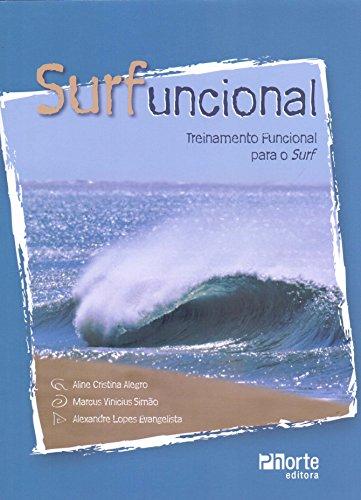 9788576554523: Surfuncional: Treinamento Funcional Para o Surf