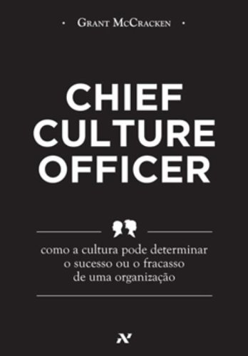 9788576571124: Chief Culture Officer (Em Portuguese do Brasil)