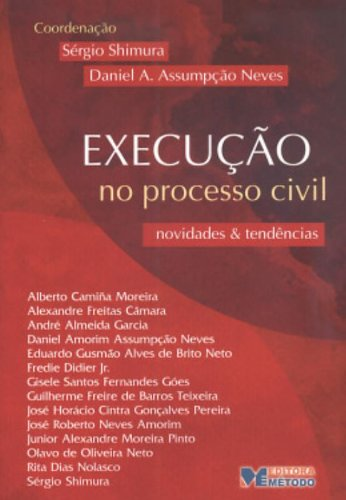 9788576600220: Execuc~ao No Processo Civil: Novidades & Tendencias