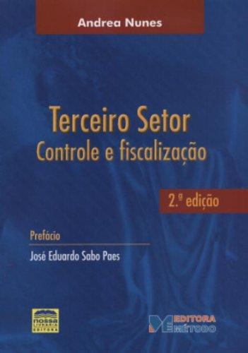 9788576601005: Terceiro Setor - Controle E Fiscalização (Em Portuguese do Brasil)