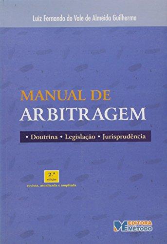9788576601463: Manual de Arbitragem (Em Portuguese do Brasil)