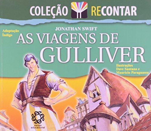 9788576667339: As Viagens De Gulliver - Coleção Recontar