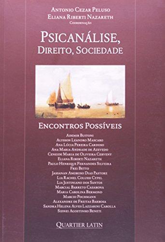 9788576741626: Psicanalise, Direito, Sociedade. Encontros Possíveis (Em Portuguese do Brasil)