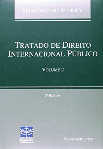 9788576744160: Tratado de Direito Internacional Público - Volume 2 (Em Portuguese do Brasil)
