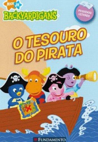 9788576763031: O Tesouro do Pirata - Coleção Backyardigans (Em Portuguese do Brasil)