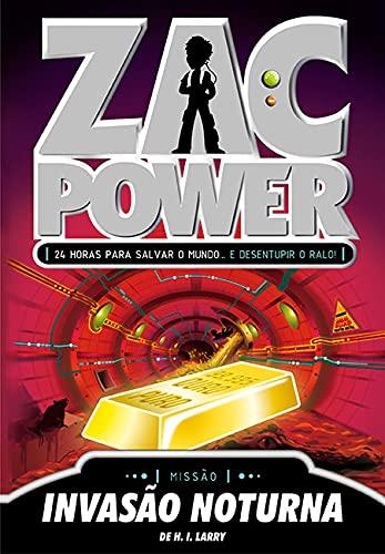 9788576764212: Zac Power 5. Invasão Noturna (Em Portuguese do Brasil)