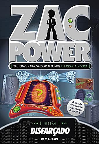 9788576766650: Zac Power 12 - Disfarçado