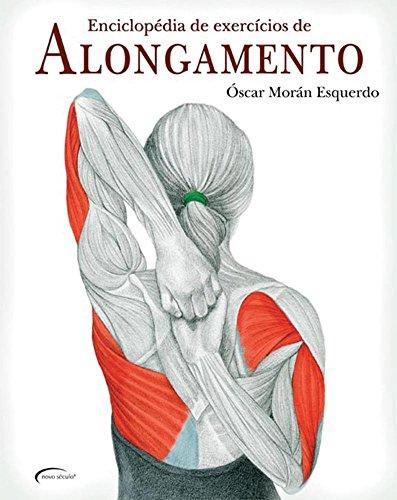 9788576799252: Enciclopedia de Exercicios de Alongamento