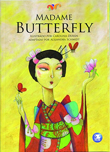 9788576835998: Madame Butterfly