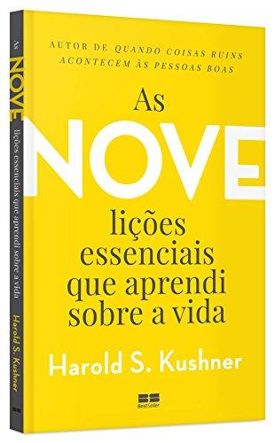 9788576849810: As Nove Lições Essenciais que Aprendi Sobre a Vida (Em Portuguese do Brasil)
