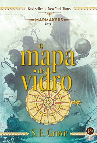 9788576863540: O Mapa de Vidro. Mapmakers - Volume 1 (Em Portuguese do Brasil)