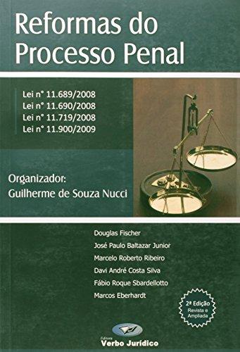 9788576991823: Reformas Do Processo Penal (Em Portuguese do Brasil)