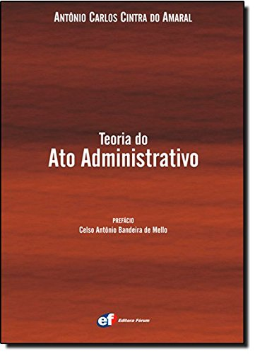 9788577001392: Teoria do Ato Administrativo (Em Portuguese do Brasil)