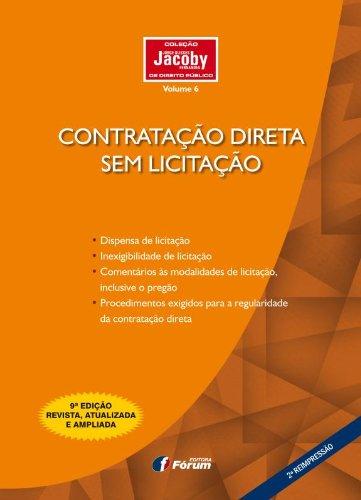9788577004263: Contratacao Direta Sem Licitacao