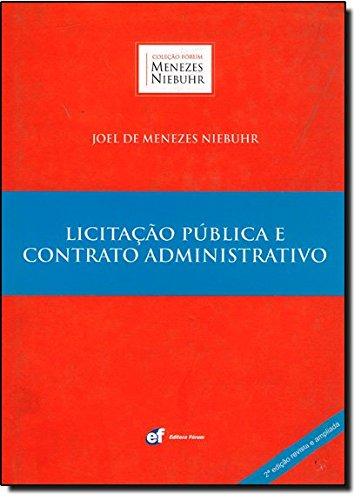 9788577004379: Licitação Pública E Contrato Administrativo (Em Portuguese do Brasil)