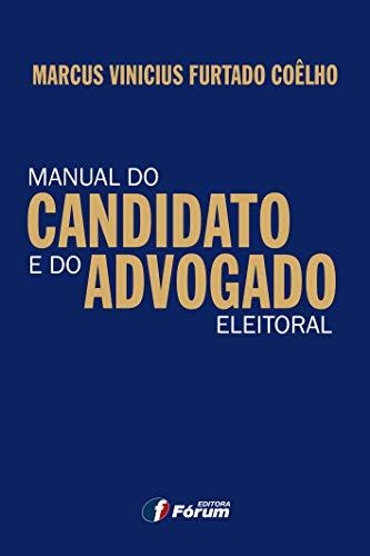 9788577005895: Manual do Candidato e do Advogado Eleitoral (Em Portuguese do Brasil)