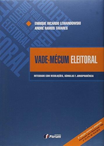 9788577005987: Vade-mécum Eleitoral (Em Portuguese do Brasil)