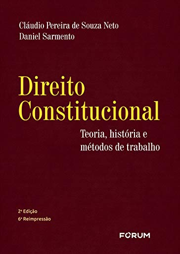 9788577008674: Direito Constitucional: Teoria, Historia e Metodos de Trabalho