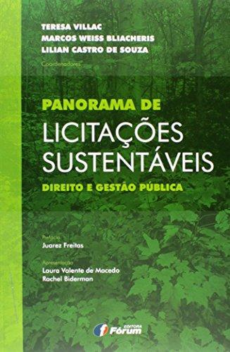 9788577009244: Panorama de Licitacoes Sustentaveis: Direito e Gestao Publica