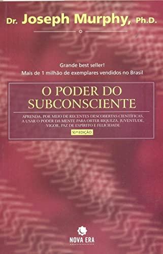 9788577010288: O Poder Do Subconsciente (Edição Revista e Atualizada)