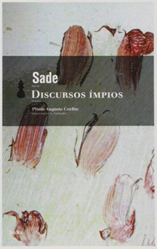 9788577150489: Discursos Ímpios (Em Portuguese do Brasil)