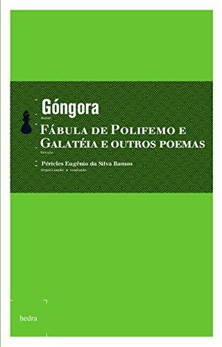 9788577150885: F‡bulas de Polifemo e GalatŽia e Outros Poemas