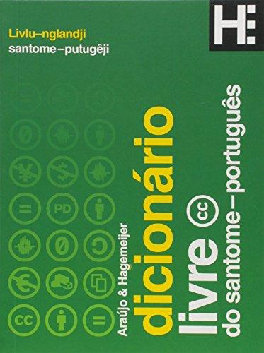 9788577153220: Dicionário Livre do Santome-Português (Em Portuguese do Brasil)