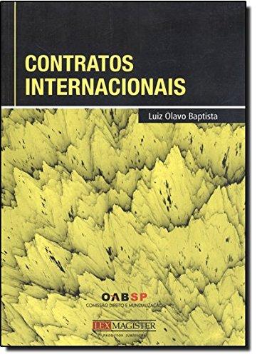 9788577211210: Contratos Internacionais