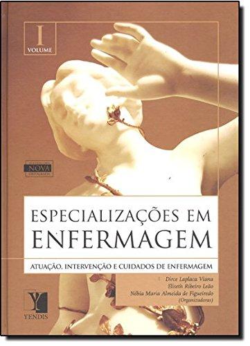 9788577281848: Especializações em Enfermagem. Atuação, Intervenção e Cuidados de Enfermagem - 2 Volumes (Em Portuguese do Brasil)