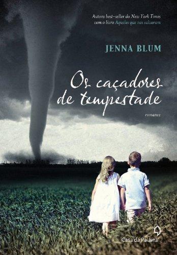 9788577342341: Cacadores de Tempestade - Nova Ortografia (Em Portugues do Brasil)