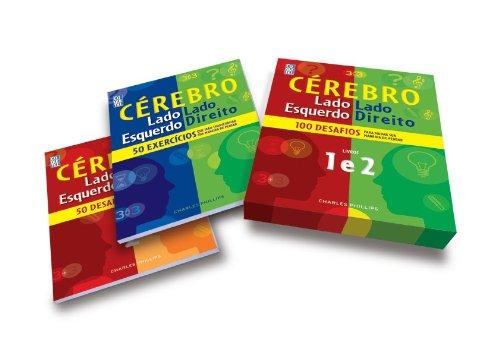 9788577483167: Cérebro Lado Direito Lado Esquerdo - Caixa. Livros 1 e 2