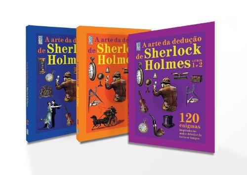 9788577483310: Box Arte da Deducao de Sherlock Holmes