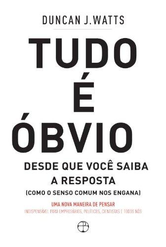 9788577531912: Tudo e Obvio, Desde Que Voce Saiba A Resposta (Em Portugues do Brasil)