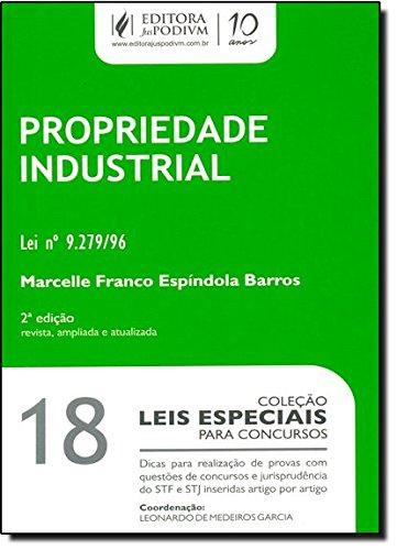 9788577617500: Propriedade Industrial - Volume 18. Coleção Leis Especiais Para Concursos (Em Portuguese do Brasil)