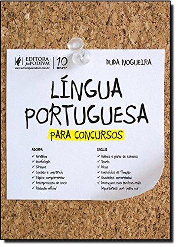 9788577618712: Lingua Portuguesa Para Concursos