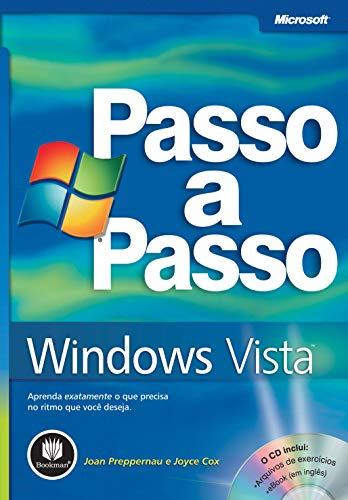 9788577800001: Windows Vista Passo a Passo (Em Portuguese do Brasil)